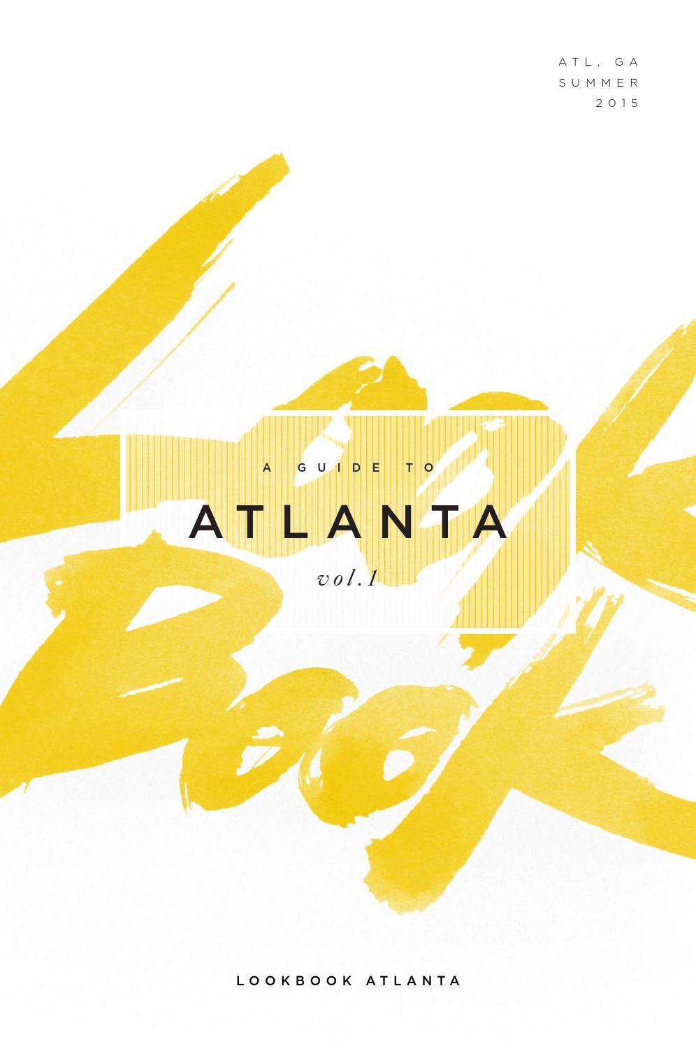 Lookbook Atlanta Vol 1 By Eide Magazine Issuu