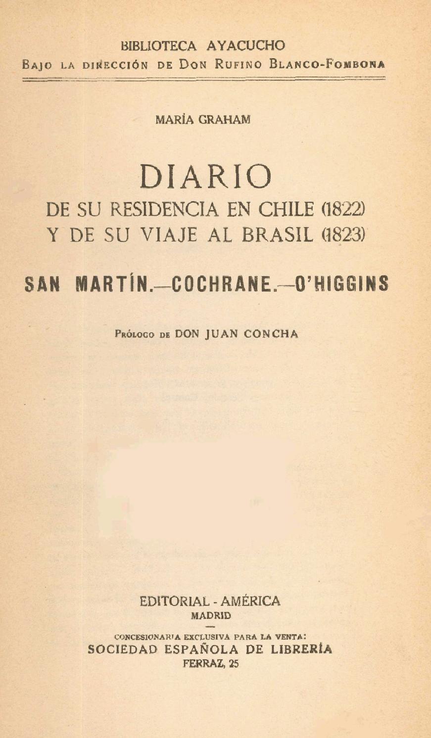 Maria graham by Jaime Morera Falcone - issuu