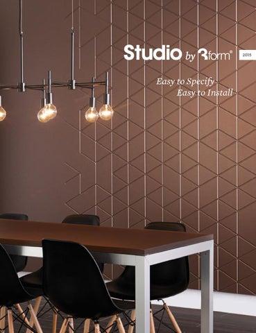 Studio By 3form Catalog 2017