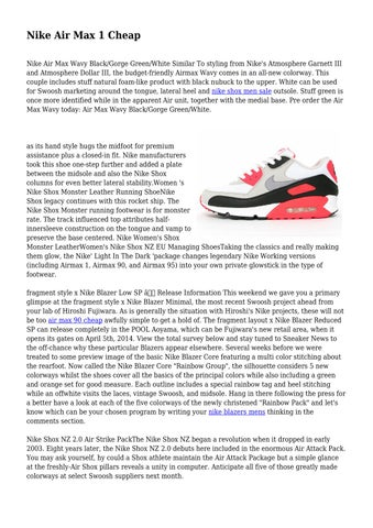 online retailer new arrival new photos Nike Air Max 1 Cheap by shockingvacatio95 - issuu