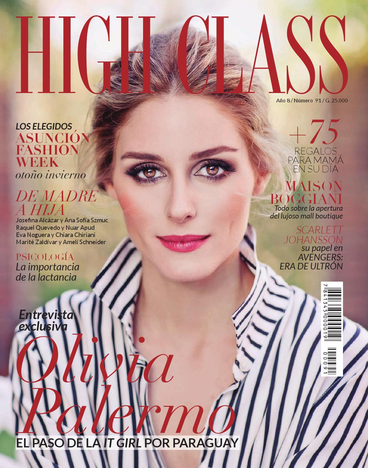 High Class de mayo 2015 by Revista High Class - issuu