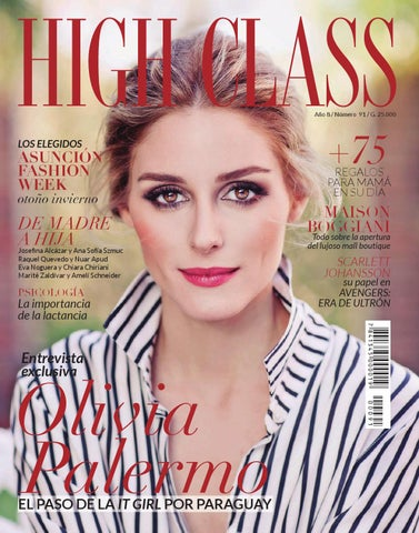 High Class de mayo 2015 by Revista High Class - issuu 730e903389015