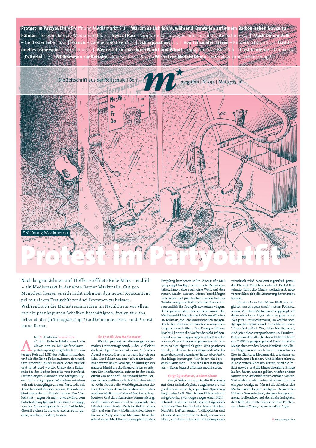 Media Markt Club Kartennummer Finden.Megafon Nr 395 Mai 015 By Tintenfrisch Issuu