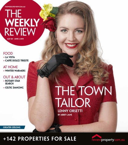 The Weekly Review Geelong by The Weekly Review - issuu