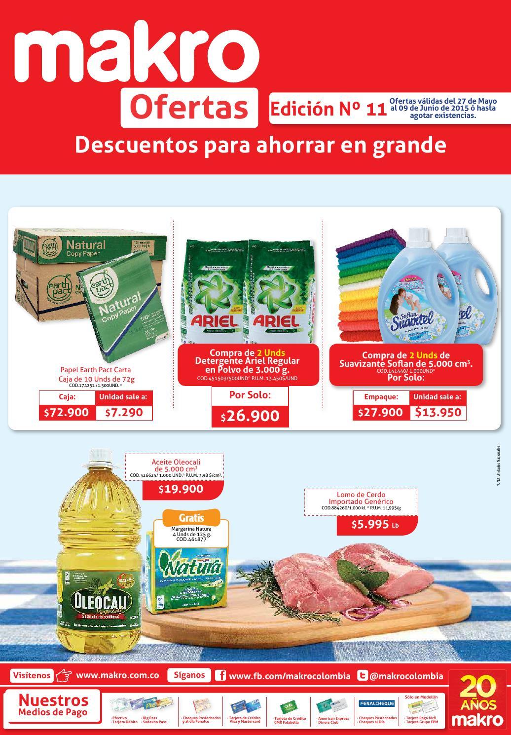 Monteria 04 By Makro Colombia Issuu # Muebles Makro Medellin
