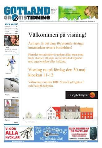 new product ece93 fb88b Gotland Gratistidning by Svenska Civildatalogerna AB - issuu