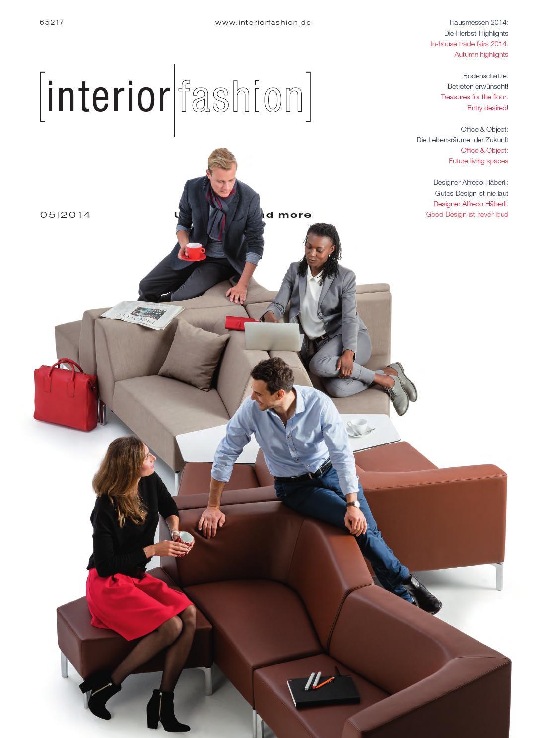 InteriorFashion 5|2014 by InteriorFashion - issuu