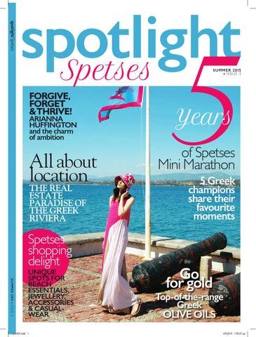 Spetses Spotlight Vol 3 By Marathon