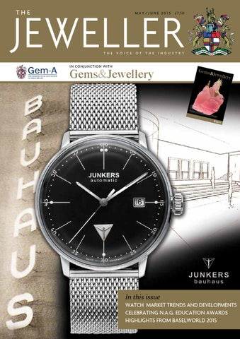 db7a898e2 Jeweller (june 2015) by Zest Europe - issuu