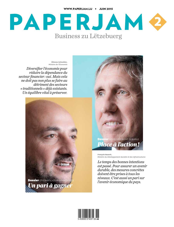 Paperjam2 Juin 2015 By Maison Moderne