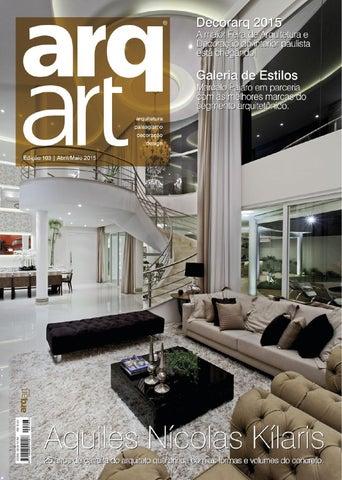 c0d33e2cb0350 Arqart 103 by Revista ARQART - issuu