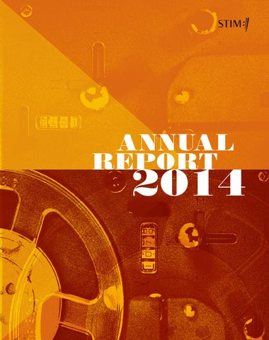 Stim annual report 2014 by Stim - issuu