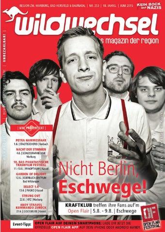 Wildwechsel 06 2015 Süd-Ausgabe by Wildwechsel - Das Magazin der ...