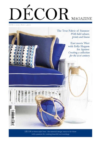 c069cab5ca40 Decor Magazine Issue Nº5 by ClearVision Marketing - issuu