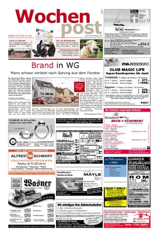 Die Wochenpost KW 22 by Wolfram Daur issuu