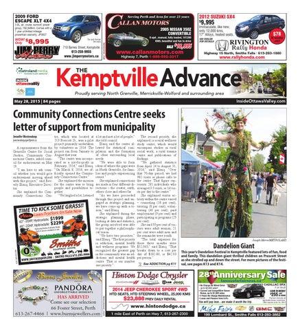 Charmant Kemptville052815 By Metroland East   Kemptville Advance   Issuu