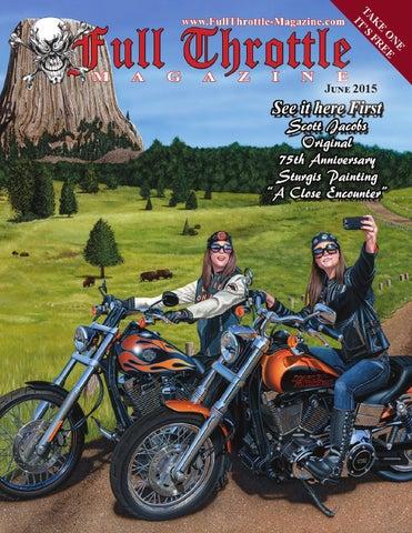 Full Throttle Magazine MO/IL June 2015 by Full Throttle