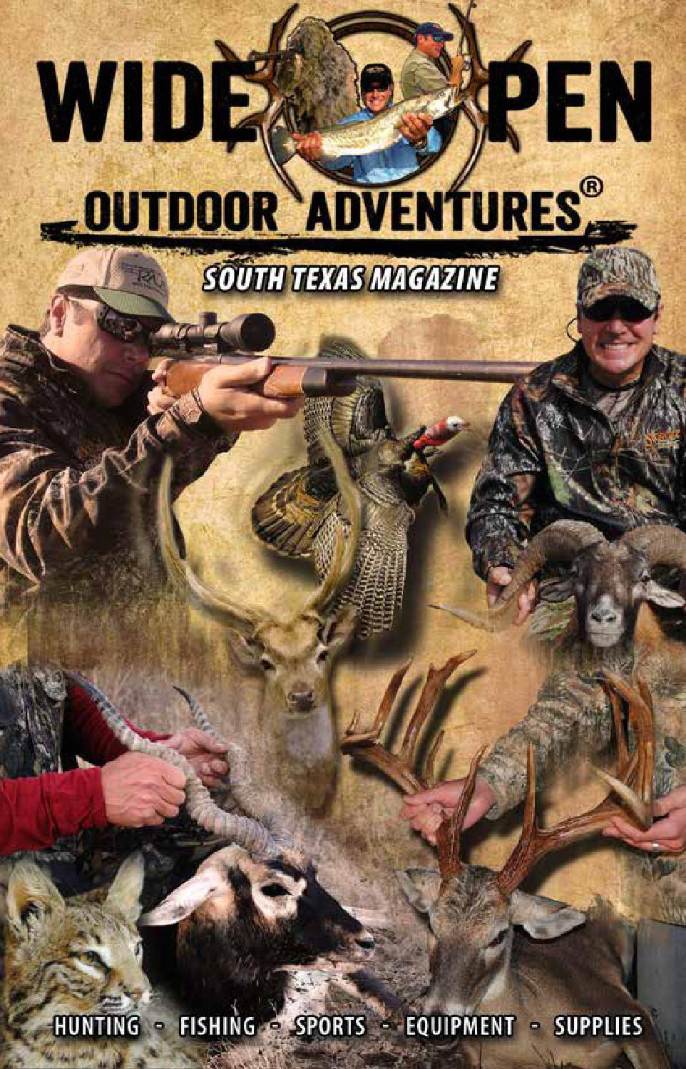 Wide Open Outdoor Adventures by Wide Open Outdoors - issuu