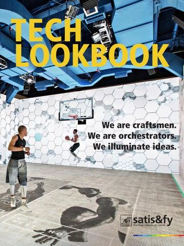 satis&fy, LLC - Tech Lookbook - 2015 by satis&fy, LLC - issuu