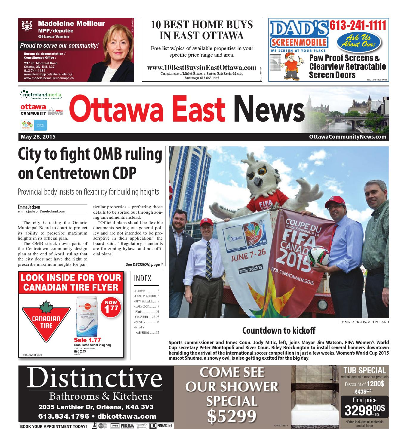 Ottawaeastnews052815 by Metroland East - Ottawa East News - issuu