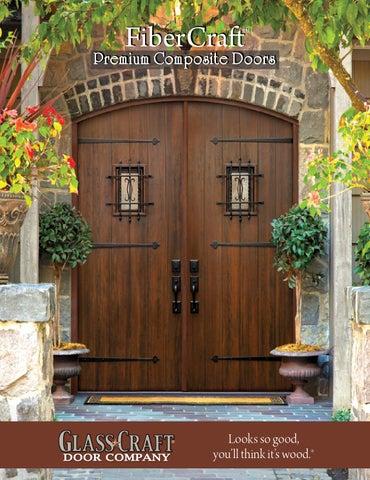Page 1 & Fiberglass Entry Doors by Southeastern Door u0026 Window - issuu