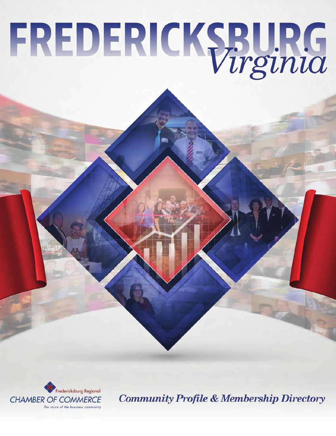 Fredericksburg VA 2015 Community Profile And Membership Directory By CommunityLink