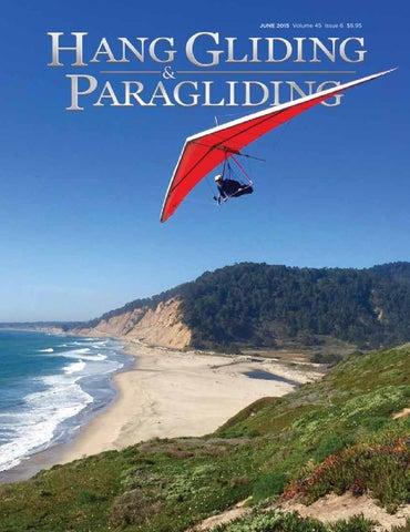 Hang Gliding & Paragliding Vol45/Iss06 Jun2015 by US Hang Gliding