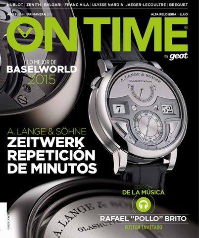 e7ff32186bd8 On Time Primavera 2015 by Geot  Grupo Editorial On Time  - issuu
