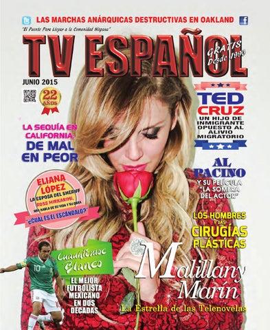 Tvespanol junio 2015 by Cyrous Navarrete - issuu 70904aa91e6