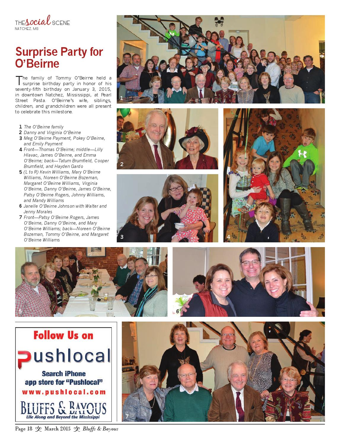Bluffs & Bayous March 2015 by Bluffs & Bayous Magazine - issuu