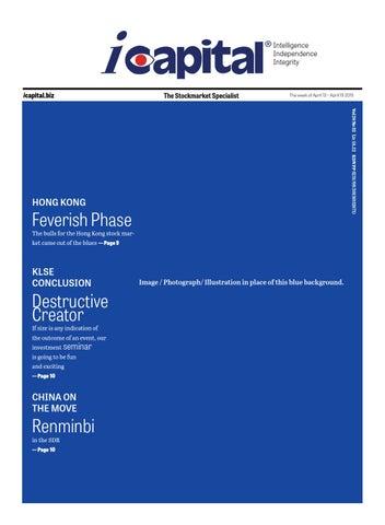 Newsletter 20150527 by Capital Dynamics Sdn  Bhd - issuu