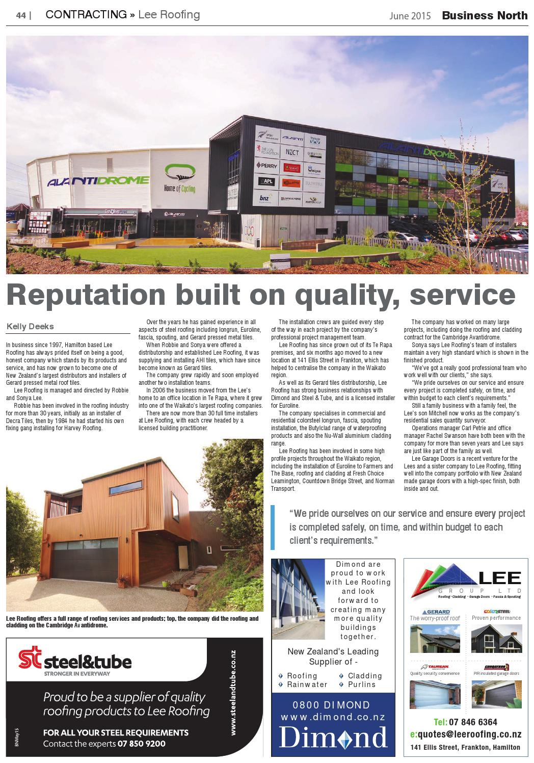Business North June 2015 By Waterford Press Limited Issuu