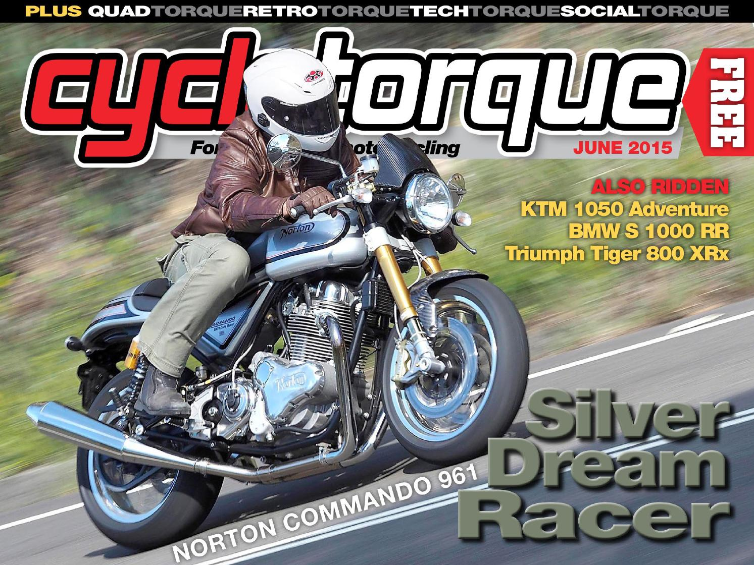 Cycle Torque June 2015 by Cycle Torque - issuu