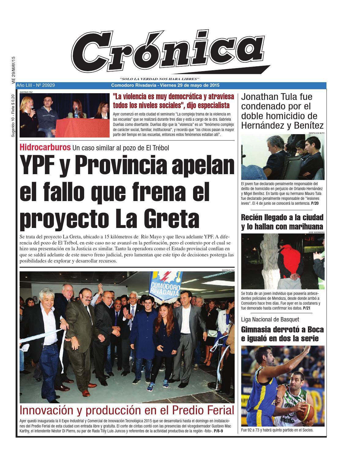 1f205376a21608e1d26b8d82a157f52b by Diario Crónica - issuu