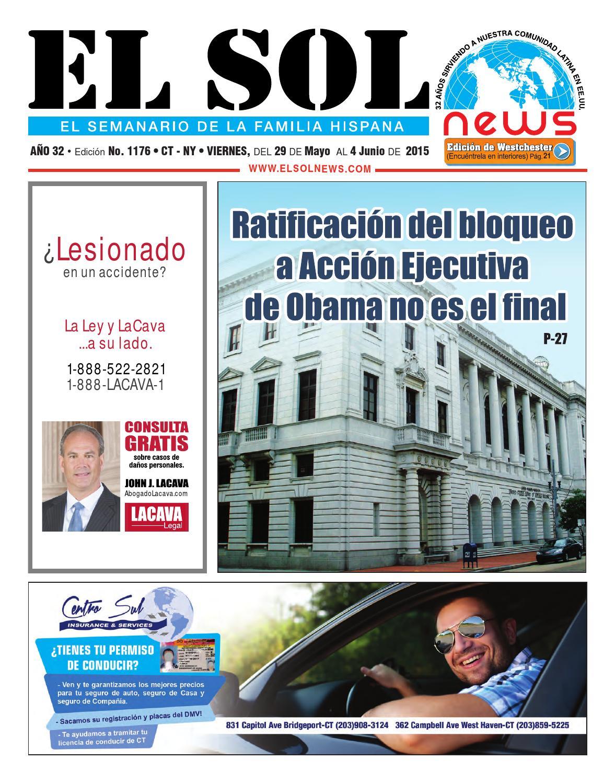 EL SOL News 1176 by EL SOL News - issuu