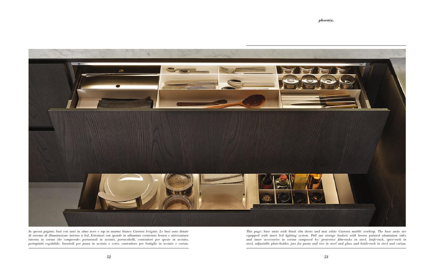 Sistemi Di Illuminazione A Led poliform kitchen collection 2014 by space furniture - issuu