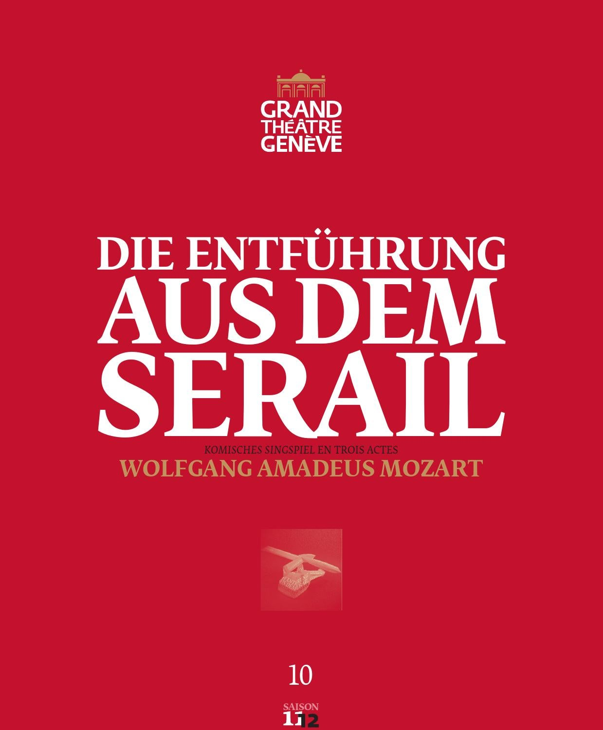 a review of the seraglio an opera by wolfgang amadeus mozart  from the seraglio a review by maria nockin  when first produced in 1782 in  vienna, wolfgang amadeus mozart's singspiel, the abduction from the seraglio,  was as popular as new york city's current hit show, hamilton.
