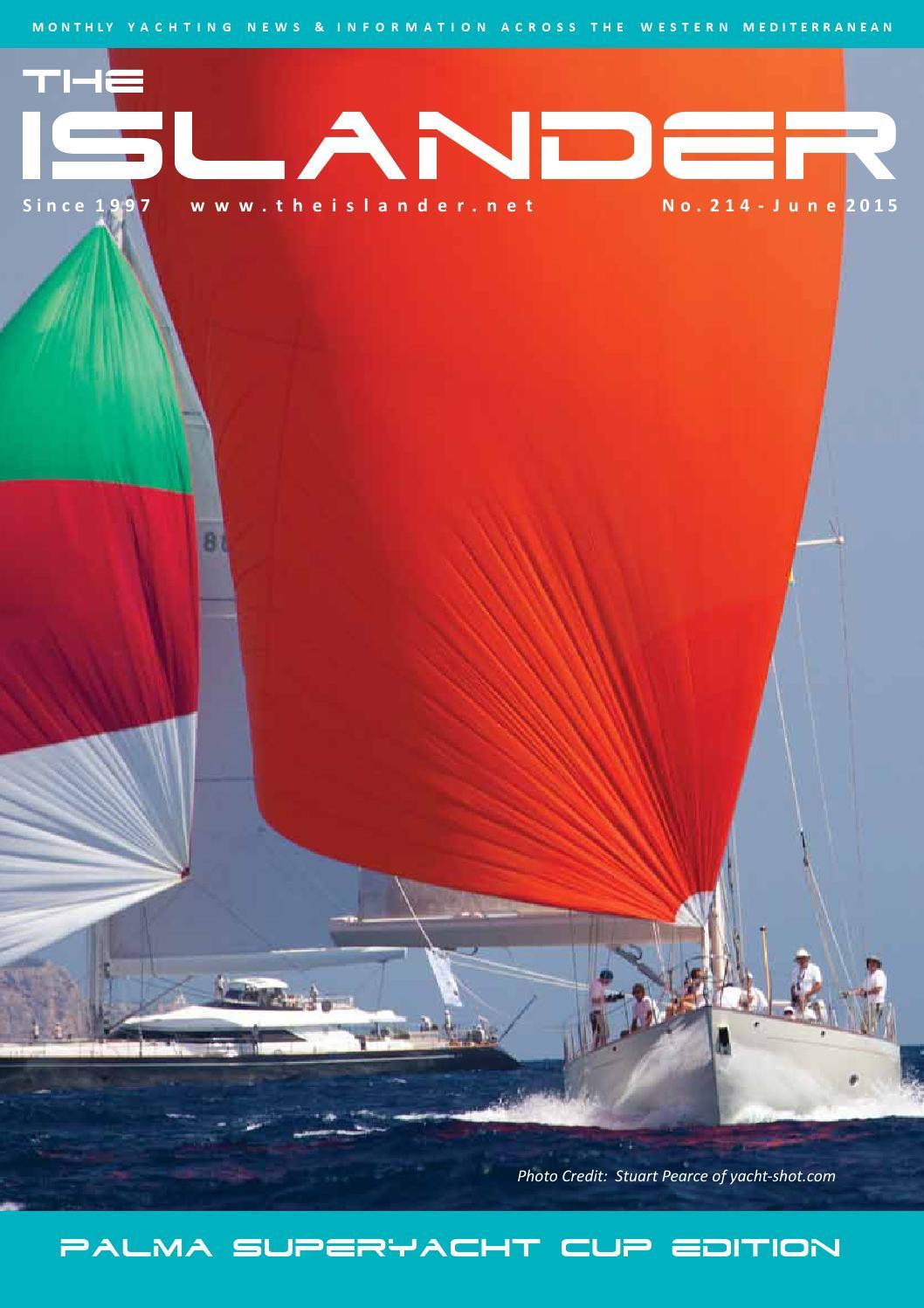 The Islander June 2015 By Simon Relph Issuu Wiring Jpg Http Www Boatdesign Net Forums Electrical Systems