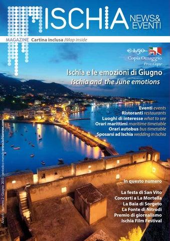 IschiaNews ed eventi Ischia e le emozioni di Giugno by Ischia News ...