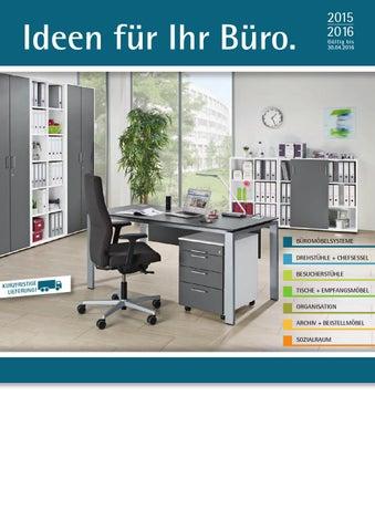 Rollcontainer Multi mit Hängeregister verschließbar Büro Container vh-büromöbel