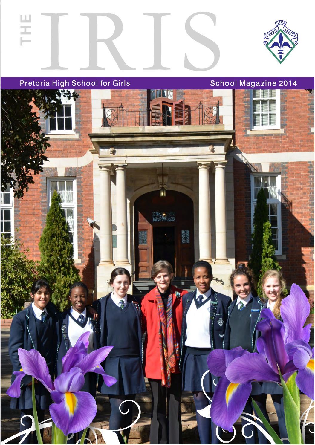 The IRIS 2014 by Pretoria High School for Girls - issuu