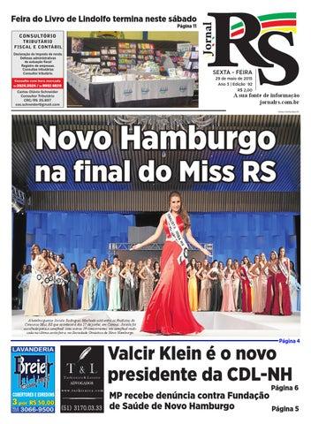 2ccb01994b Edição 92 - Jornal RS Online by Jornal RS - issuu