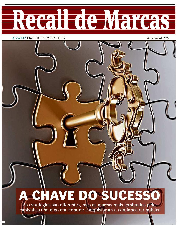 3150201ba4 Recall de Marcas de A Gazeta - 2015 by Sistema OCB-SESCOOP ES - issuu