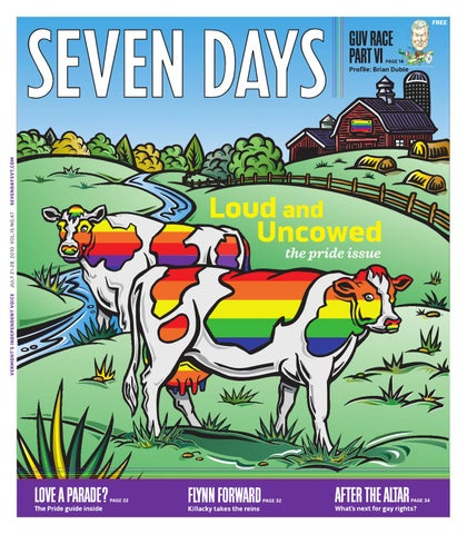 Seven Days July 21 2010 By