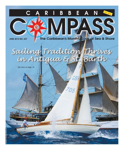 bb415fabad0 Caribbean Compass Yachting Magazine June 2015 by Compass Publishing ...