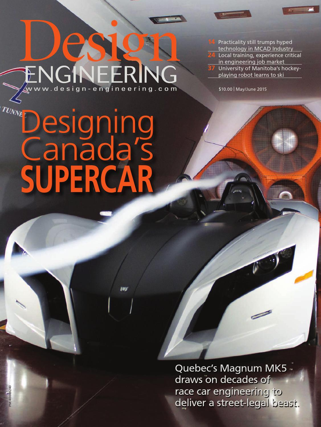 Design Engineering May June 2015 By Annex Business Media Issuu