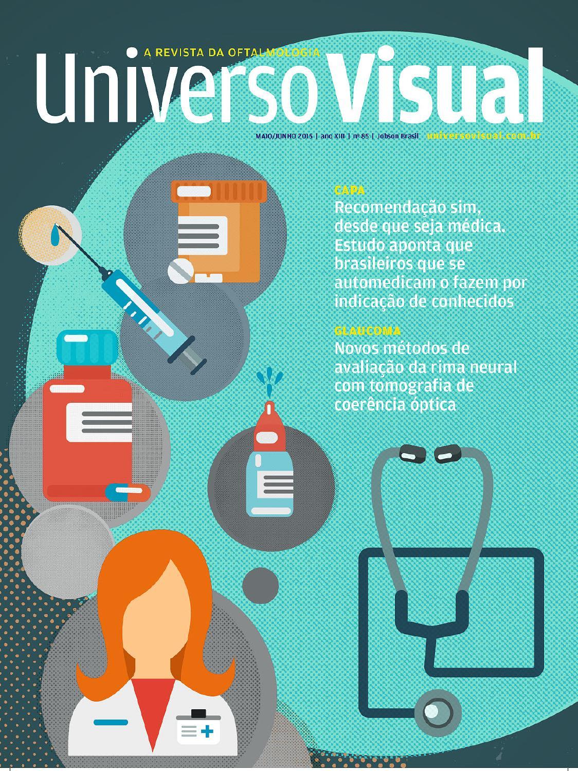 70ee4cbf146e7 Universo Visual (Edição 85) by Universo Visual - issuu