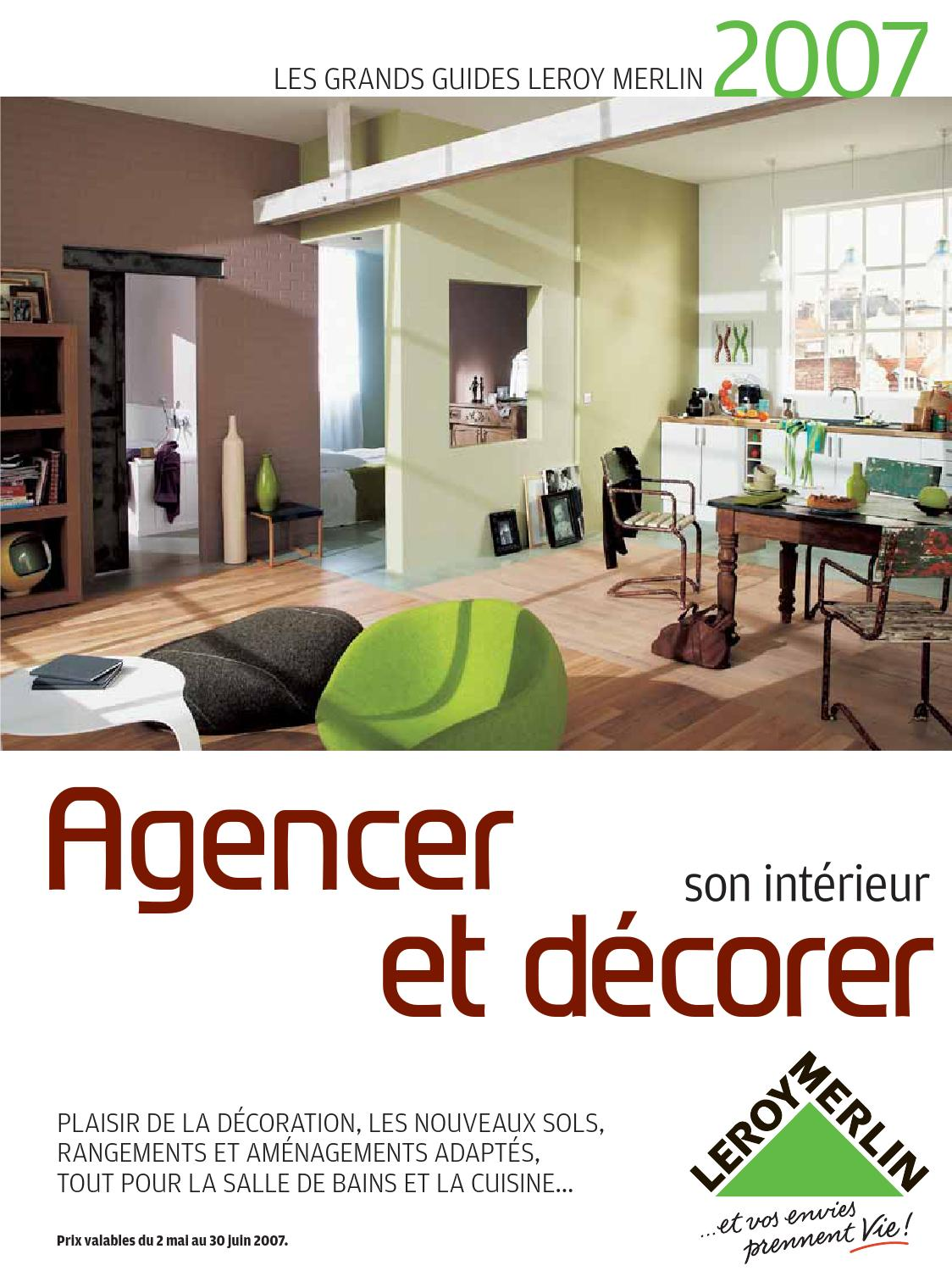Leroy Merlin Evacuation Lavabo agencer et decorer son interieur l mnabila hb - issuu
