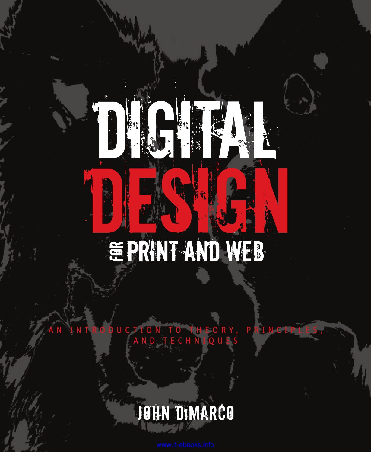 Digital Design For Print And Web By Aymen Graja Issuu Harley Evolution Engine Single Cam Diagram