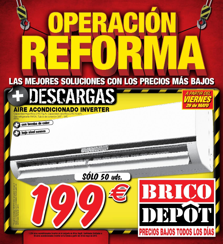 Catalogo de brico depot con ofertia podrs consultar los - Catalogo descargas bricodepot ...